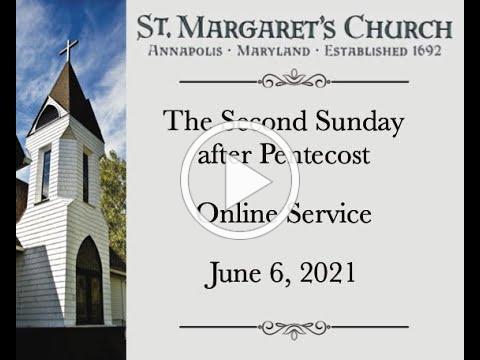 Sunday Service on June 6, 2021