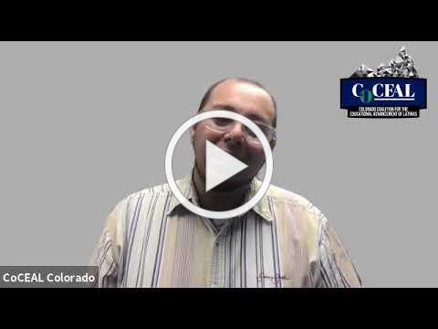 Outgoing President Remarks: Joel Orozco Almeida