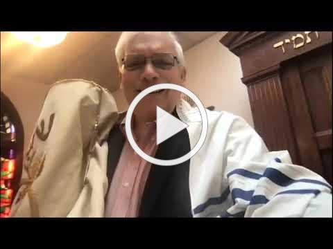 A Remote Simhat Torah 2021