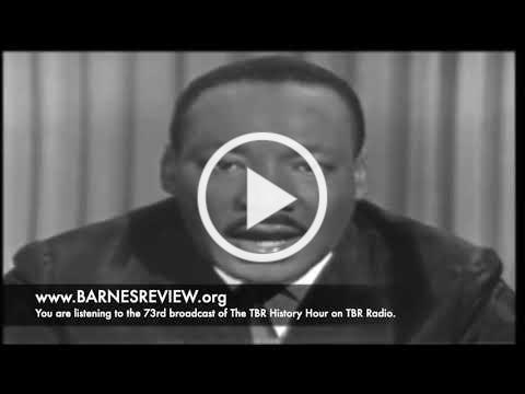 TBR HISTORY HOUR - 5/21/2021 - BLM is no MLK