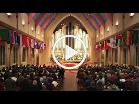 "St. Olaf Cantorei and Congregation - ""Abide With Me"" (EVENTIDE)"