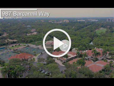 987 Barcarmil Way, Naples, FL 34110