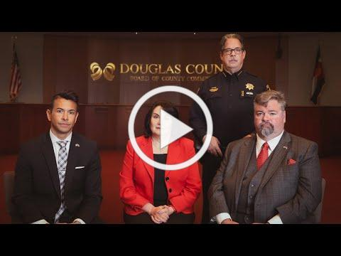Douglas County Commissioners and Sheriff encourage opposition to Senate Bill 62