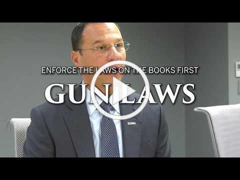 Pennsylvania Attorney General Josh Shapiro on enforcing existing gun laws