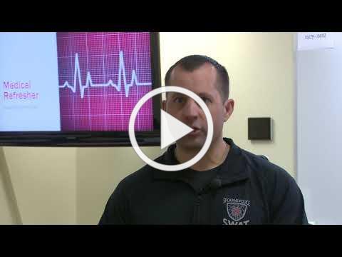 Spokane Police First Aid