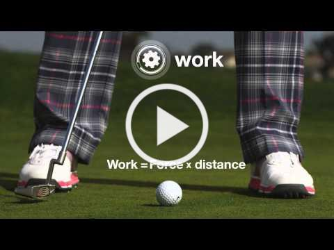 Science of Golf: Work, Energy and Power