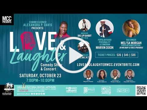 Love & Laughter MCC 2021