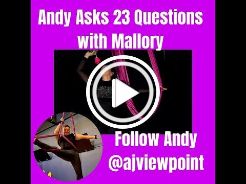 Andy Asks with Mallory