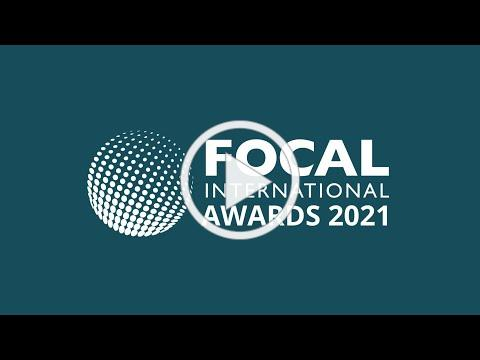 Join us for The Virtual FOCAL International Awards 2021