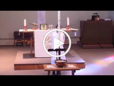 Pr. Christine's Sermon -