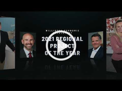 2021 Regional Project of the Year - Vantis