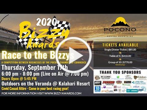 2020 Bizzy Awards - Race to the Bizzys