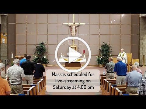 Mass for Saturday, September 5