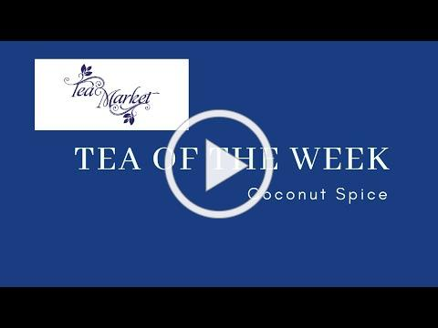 Coconut Spice - Tea of the Week