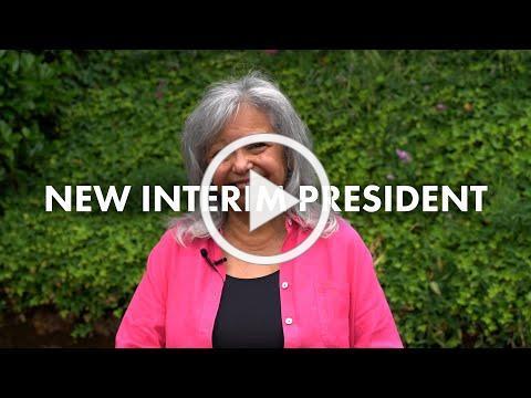 EMO's New Interim President Andrea Cano, 2021