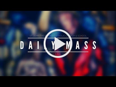 Daily Mass   April 22