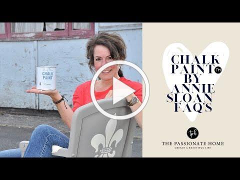 Chalk Paint™ by Annie Sloan FAQ's