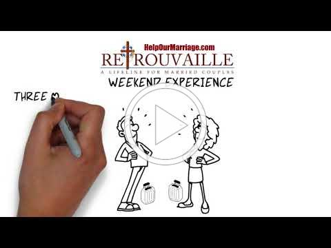 Retrouvaille - Marriage Rediscovery Program