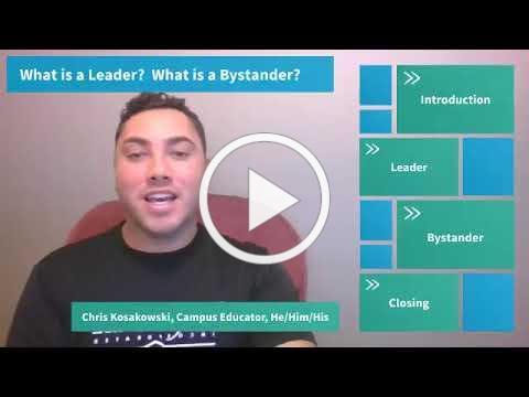 Leader Bystander
