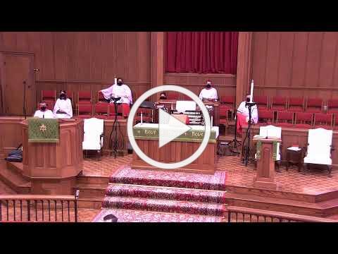 The Worship of God on January 24, 2021 - Third Sunday after the Epiphany