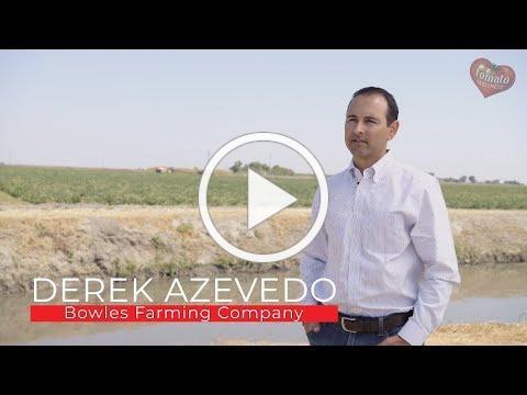 Thank a Farmer - Derek Azevedo Interview 4