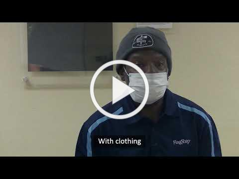 Human Services Campus (HSC) Success Story - Terrence