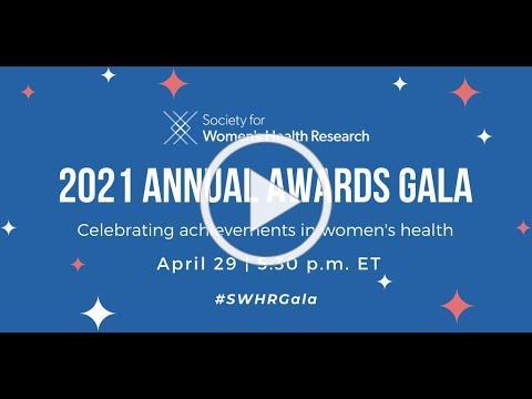 SWHR 2021 Annual Awards Gala