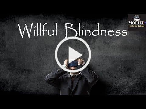 Willful Blindness - Jacob Prasch