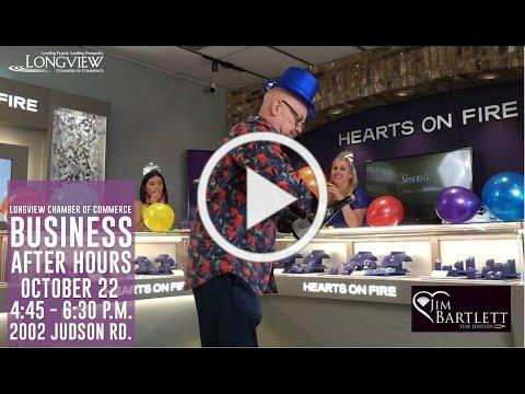 2019 Business After Hours - Jim Bartlett Fine Jewelry