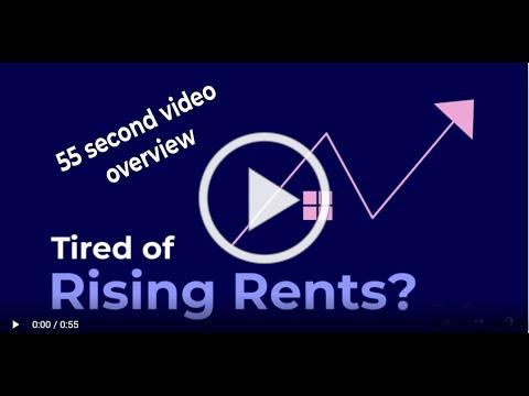Tired of Rising Rents?