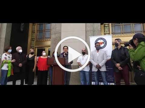 NAHCC's Hispanic Heritage Month Kick-Off Ceremony - Nashville Historic Metro Courthouse