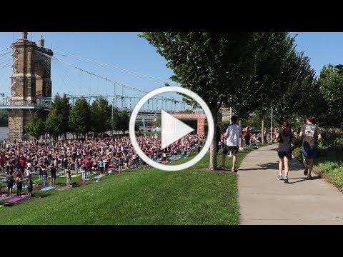 The Smale Riverfront Park Combined Sustainability Initiative