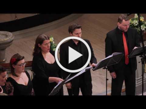 Saint Thomas Aquinas | Pange Lingua | Ars Nova Copenhagen