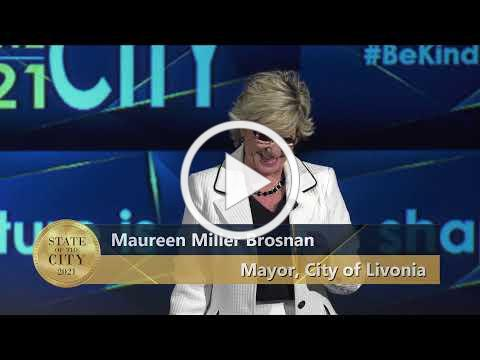 2021 Livonia State of the City Address