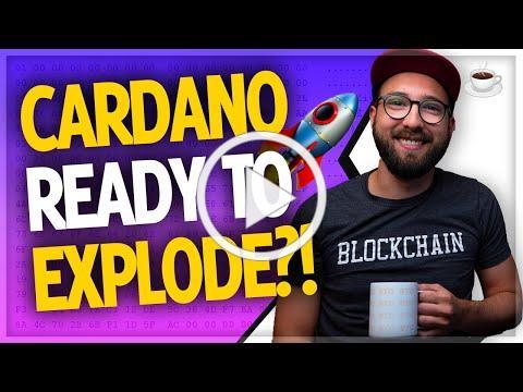 Cardano ADA is blasting past $2 with HUGE smart contract news | Elrond Maiar Exchange launch!