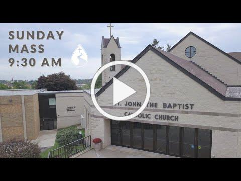 Mass for Sunday, October 18 - 9:30 AM