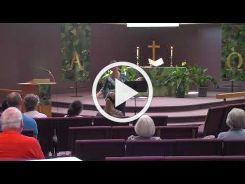Sermon 7-18-21