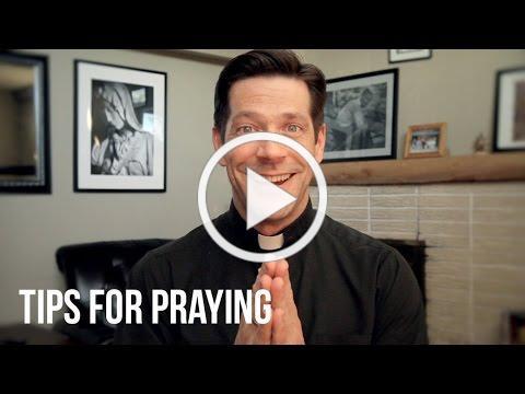 Tips for Praying