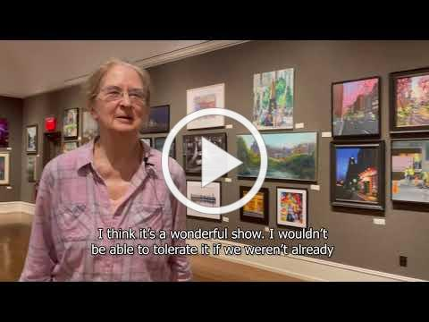 Annie Shaver-Crandell: On Cityscapes