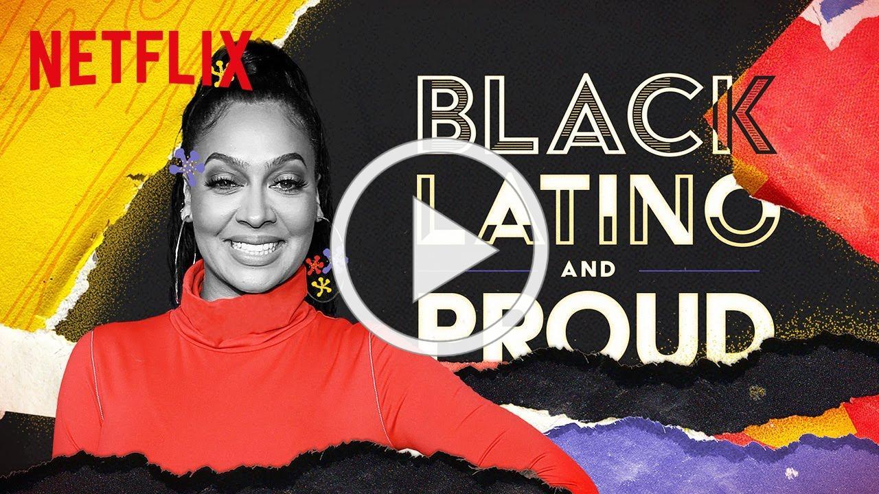 La La Anthony, Black, Latino and Proud