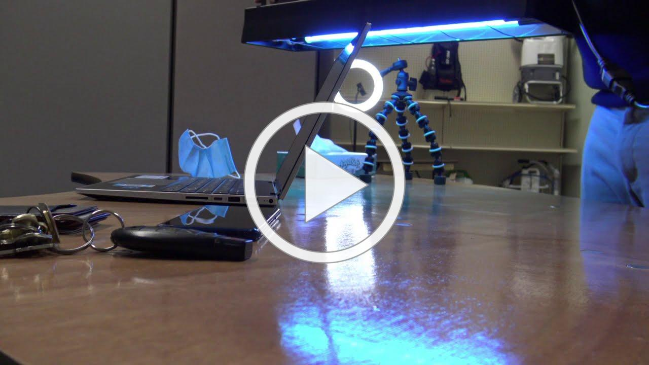 See UC-V Handheld in Action