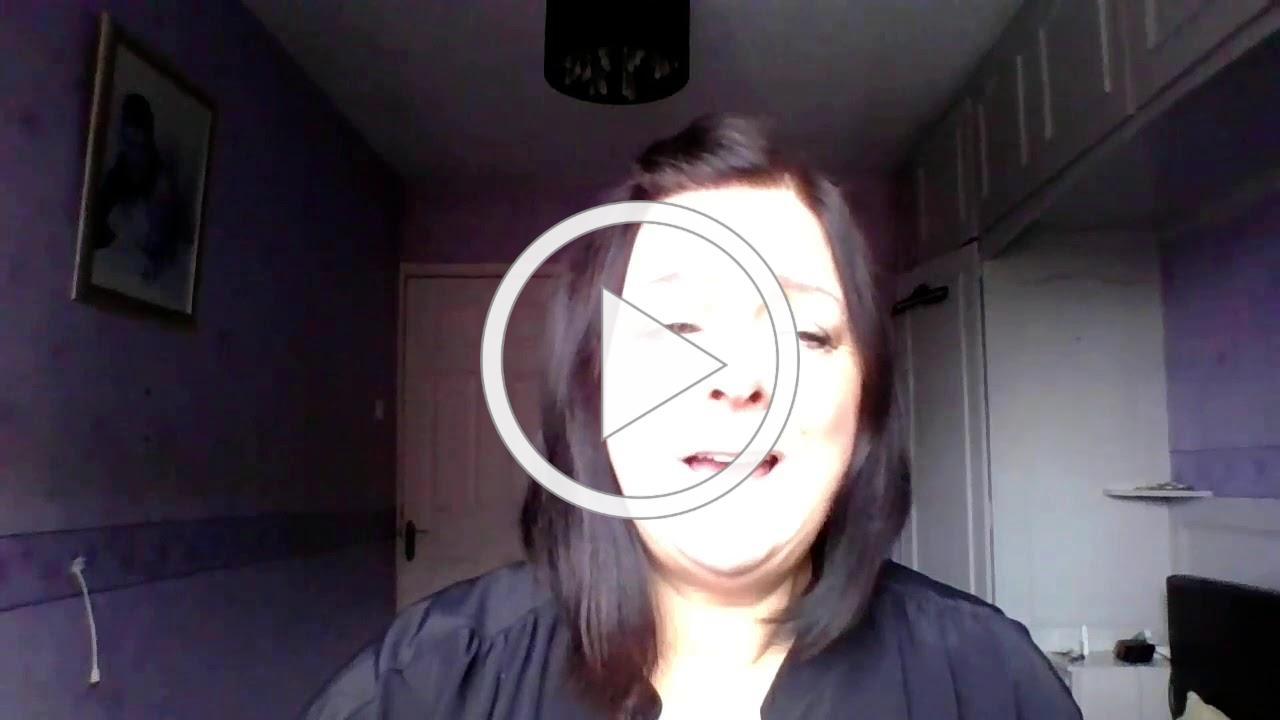 Shelly's testimonial video