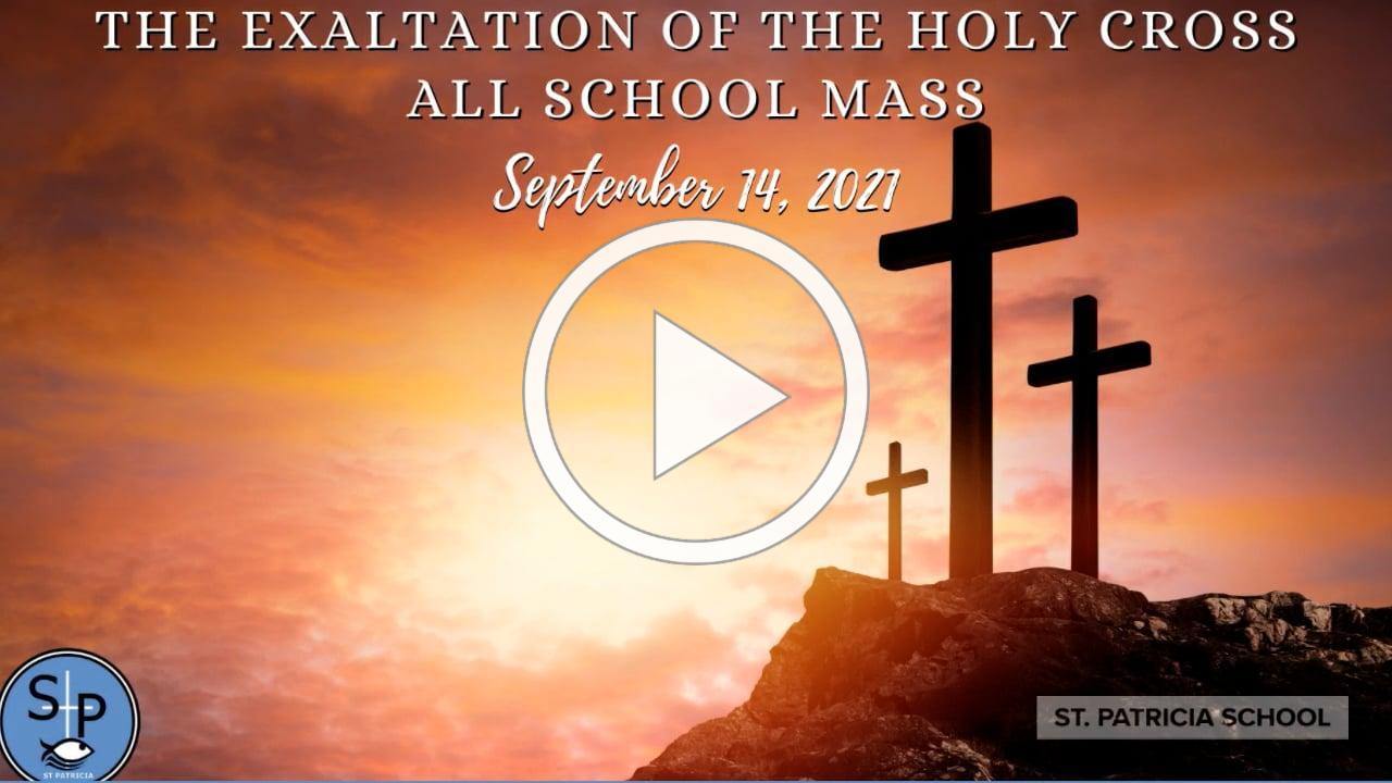 Exaltation of the Holy Cross Mass