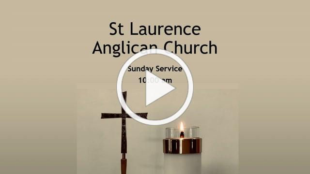 Sunday Services at St Laurence