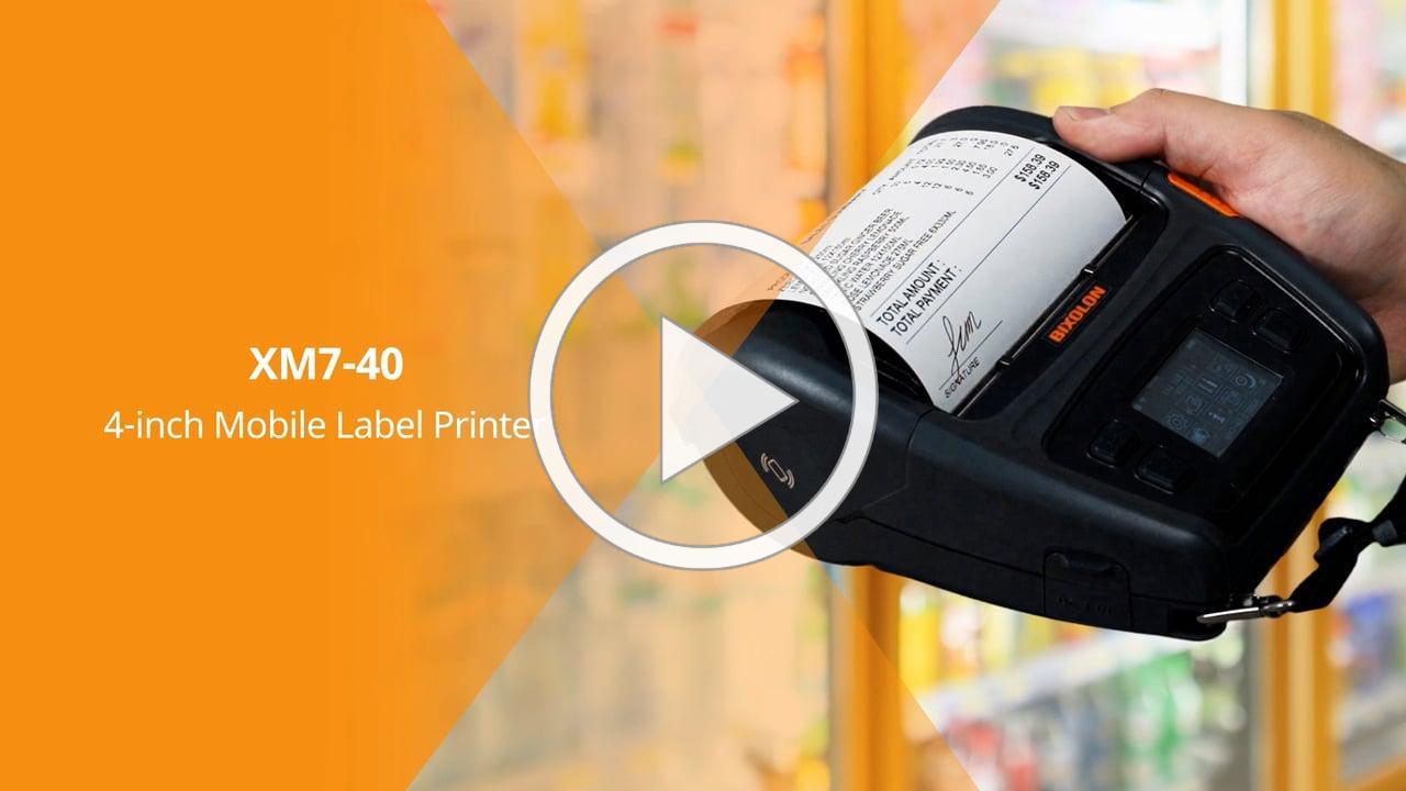 XM7-40 Application Video