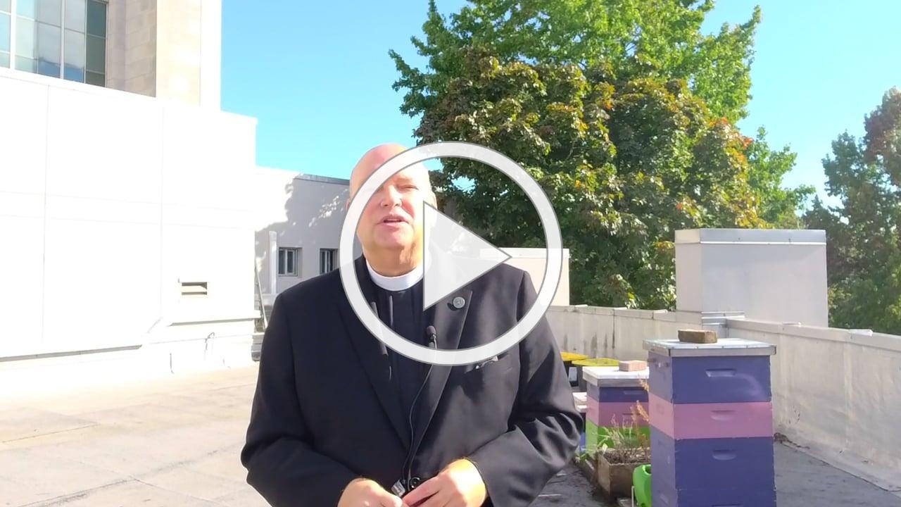 A Stewardship Message from Dean Steve Thomason (October 2021)