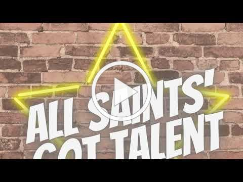 All Saints Got Talent Invitation
