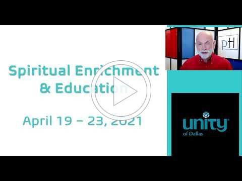 Spring SEE - Rev. Paul Hasselbeck