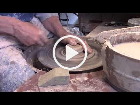 Making multiple pots...finding your rhythm.