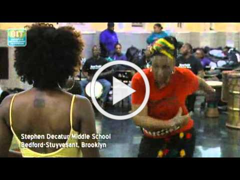 KowTeff African Dance Company: Caught in the Act